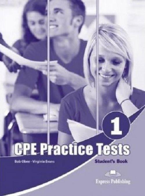 CPE PRACTICE TESTS 1 SB (+ DIGIBOOKS APP) 2013