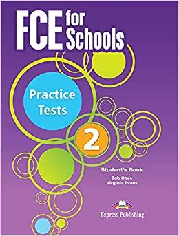 FCE FOR SCHOOLS 2 PRACTICE TESTS SB (+ DIGIBOOKS APP) 2015