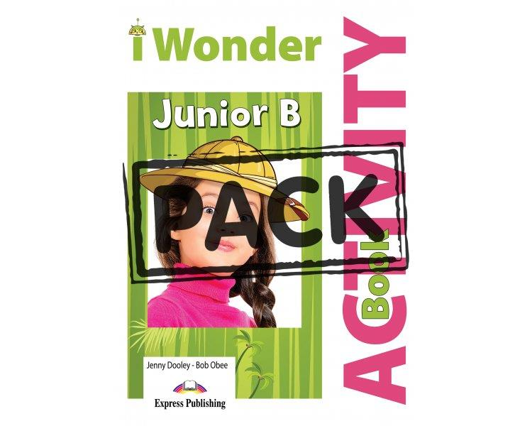iWONDER JUNIOR B ACTIVITY BOOK (+ DIGIBOOKS APP)
