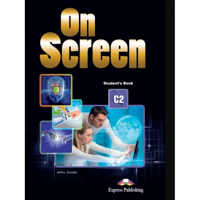 ON SCREEN C2 SB PACK (+ DIGIBOOKS APP) (+ PUBLIC SPEAKING + STUDY COMPANION)