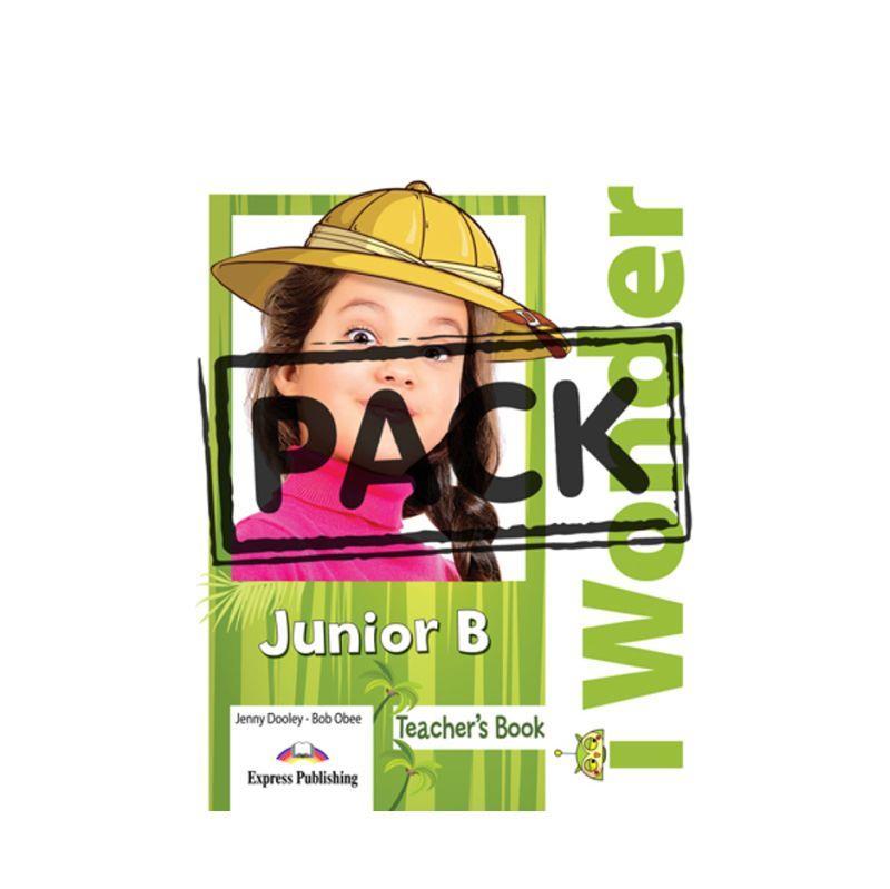 iWONDER JUNIOR B TCHR S PACK