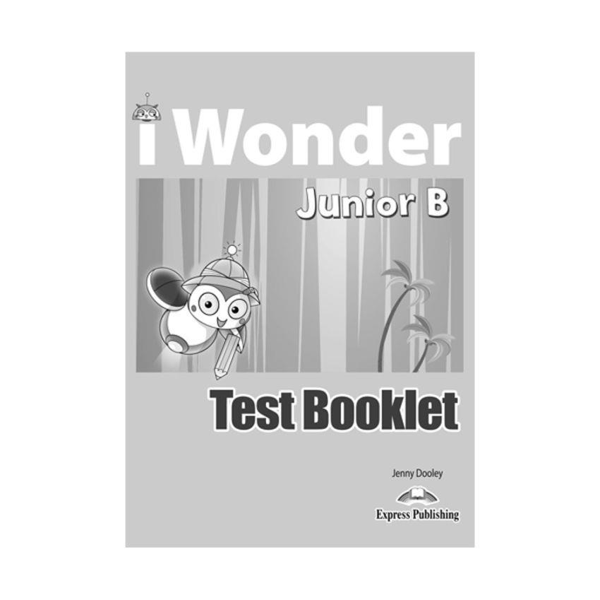 iWONDER JUNIOR B TEST
