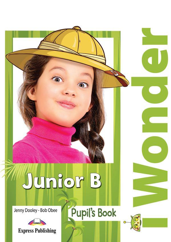 iWONDER JUNIOR B SB PACK (+ IEBOOK)