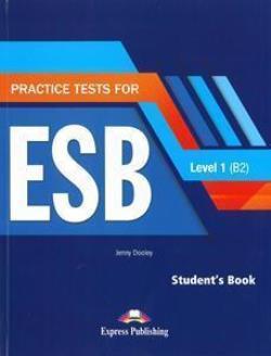 PRACTICE TESTS 1 ESB B2 SB (+ DIGIBOOKS APP) 2017