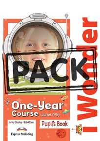iWONDER JUNIOR A+B (ONE YEAR COURSE) JUMBO PACK