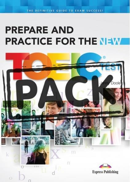 PREPARE AND PRACTICE FOR THE NEW TOEIC SB PACK (+ KEY + CD)