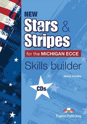 NEW STARS & STRIPES MICHIGAN ECCE SKILLS BUILDER CD CLASS(3)