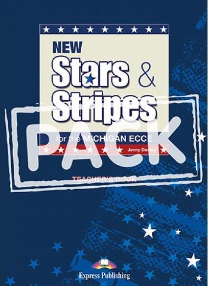 NEW STARS & STRIPES MICHIGAN ECCE TCHR S (+ DIGIBOOK APP.)