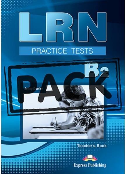 PREPARATION & PRACTICE TESTS FOR LRN EXAM B2 TCHR S (+ DIGIBOOKS APP)