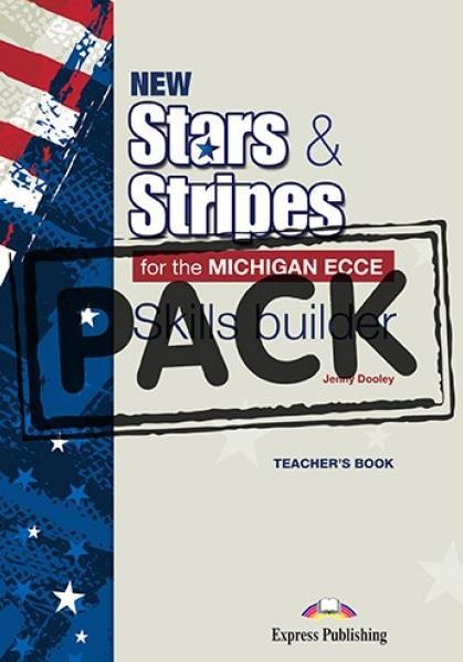NEW STARS & STRIPES MICHIGAN ECCE TCHR S SKILLS BUILDER (+ DIGIBOOK APP.)