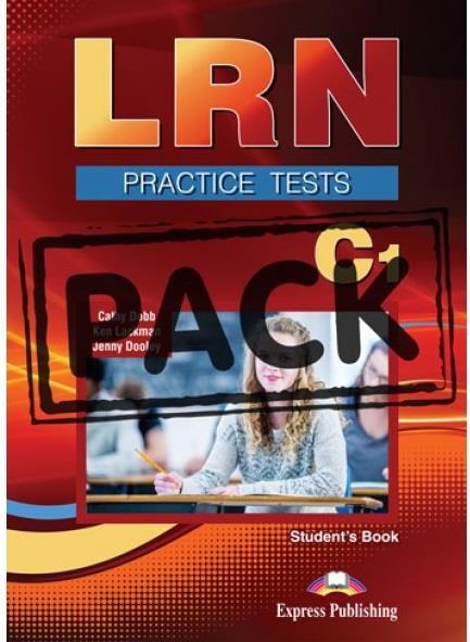 PREPARATION & PRACTICE TESTS FOR LRN EXAM C1 SB (+ DIGIBOOKS APP)