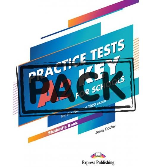 PRACTICE TESTS A2 KEY FOR SCHOOLS SB (+ DIGIBOOKS APP) FOR THE REVISED 2020 EXAM