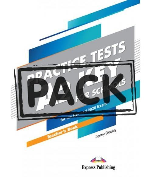 PRACTICE TESTS A2 KEY FOR SCHOOLS TCHR S (+ DIGIBOOKS APP) FOR THE REVISED 2020 EXAM