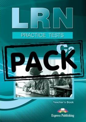PREPARATION & PRACTICE TESTS FOR LRN EXAM C2 TCHR S (+ DIGIBOOKS APP)