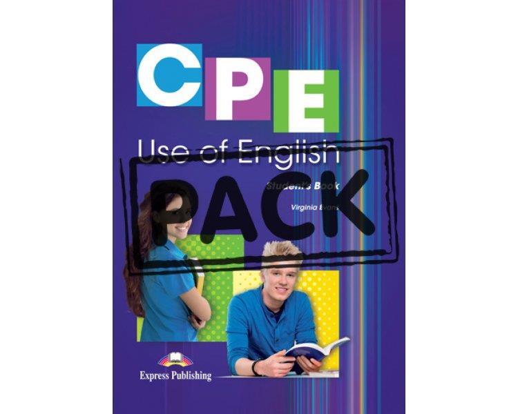 CPE USE OF ENGLISH SB ( DIGIBOOKS APP) 2013