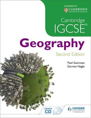 GEOGRAPHY CAMBRIDGE IGCSE 2ND ED
