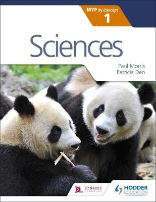 SCIENCES FOR THE IB MYP 1 DIPLOMA  PB