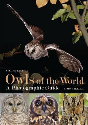 OWLS OF THE WORLD HC