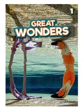 GREAT WONDERS 1 BUNDLE (SB  EBOOK)