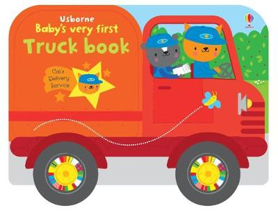 Babys Very First Truck Book