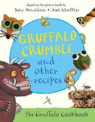 THE GRUFFALO COOKERY BOOK  PB