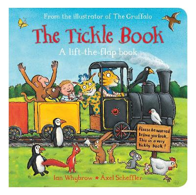 THE TICKLE BOOK