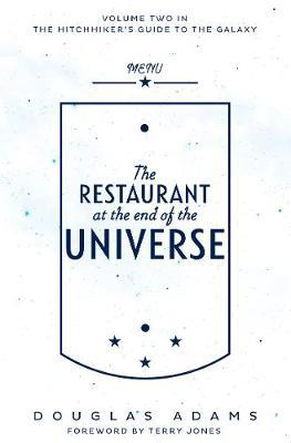 THE HITCHHIKERS GUIDE TO THE GALAXY 2: The Restaurant at the End of the Universe PB
