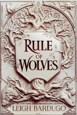 KING OF SCARS RULE OF WOLVES