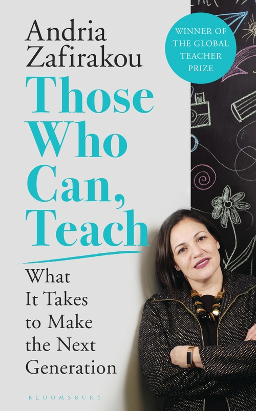 THOSE WHO CAN, TEACH : WHAT IT TAKES TO MAKE THE NEXT GENERATION