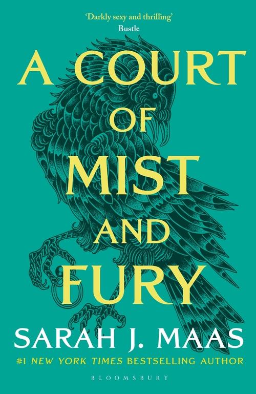 A COURT OF THORNS AND ROSES A COURT OF MIST AND FURY NE PB