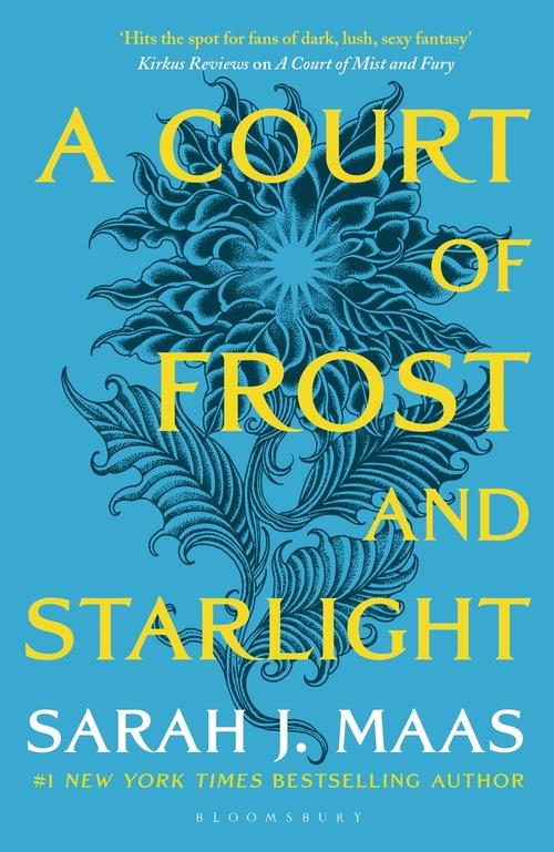 A COURT OF THORNS AND ROSES A COURT OF FROST AND STARLIGHT NE PB