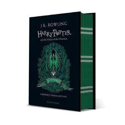 HARRY POTTER 5: ORDER OF THE PHOENIX SLYTHERIN NE HC