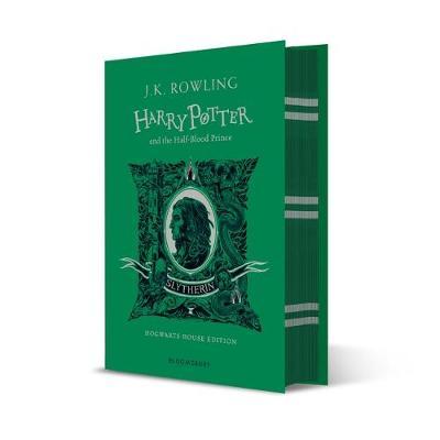 HARRY POTTER 6: THE HALF-BLOOD PRINCE SLYTHERIN NE HC