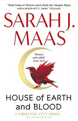 HOUSE OF EARTH AND BLOOD : PB