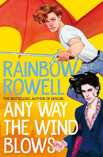 ALL THE WAY THE WIND BLOWS