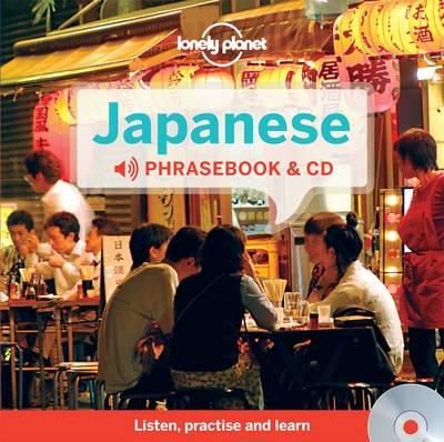 L.P. PHRASEBOOK : JAPANESE ( 2 CD) 2ND ED HC