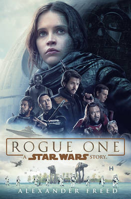 ROGUE ONE: A STAR WARS STORY  PB