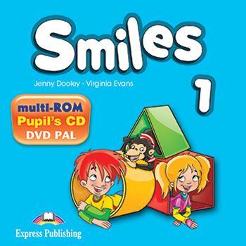 SMILES 1 MULTI-ROM PAL STUDENT S