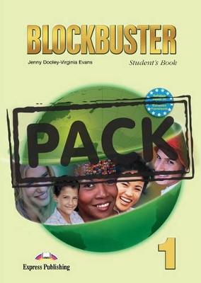 BLOCKBUSTER 1 SB PACK (+ CD)
