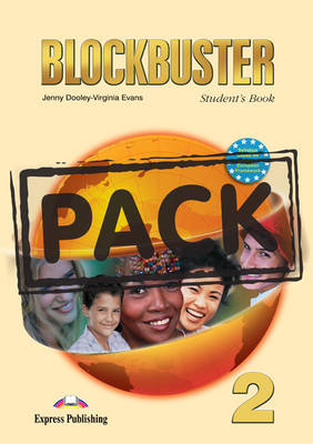 BLOCKBUSTER 2 SB PACK (+ AUDIO CD)