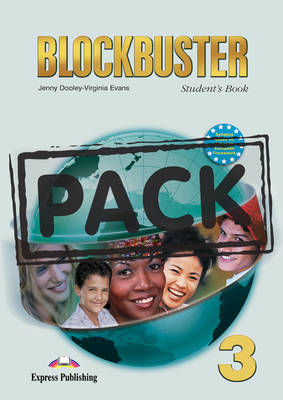 BLOCKBUSTER 3 SB PACK (+ CD)