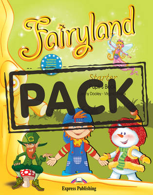 FAIRYLAND STARTER SB ( CD  DVD) ( IEBOOK)