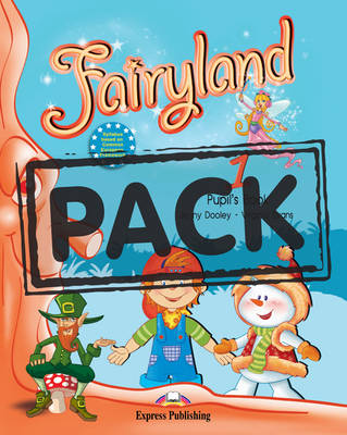 FAIRYLAND 1 SB PACK (+ CD + DVD) (+ IEBOOK)