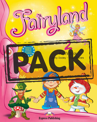 FAIRYLAND 2 SB PACK (+ IEBOOK)