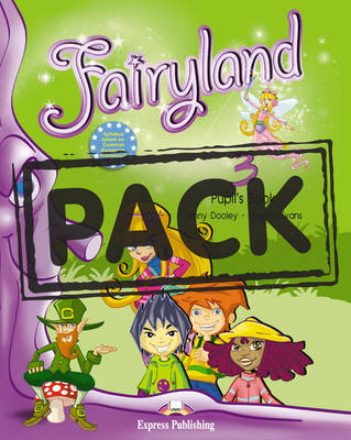 FAIRYLAND 3 SB (+ CD + DVD) (+ IEBOOK)