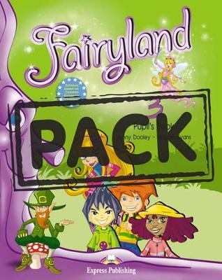 FAIRYLAND 3 SB (+ CD + DVD) (+ IEBOOK)