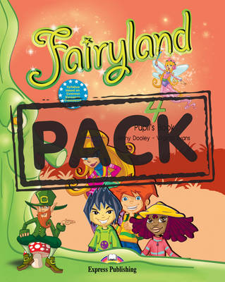 FAIRYLAND 4 SB (+ CD + DVD) (+ IEBOOK)