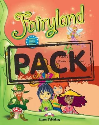 FAIRYLAND 4 SB (+ CD + DVD) (+ IEBOOK)