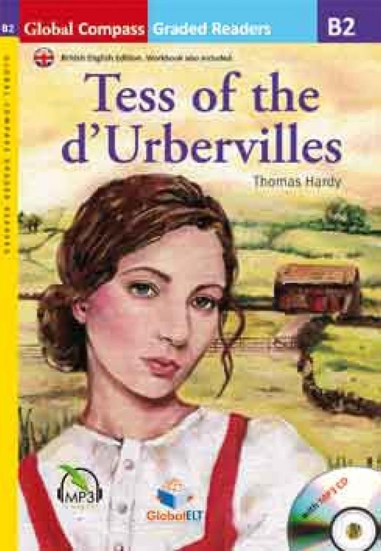 GCGR : TESS OF THE D URBERVILLES ( + MP3 Pack)
