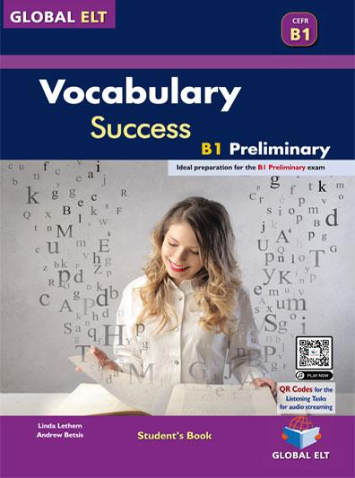 VOCABULARY SUCCESS B1 PRELIMINARY